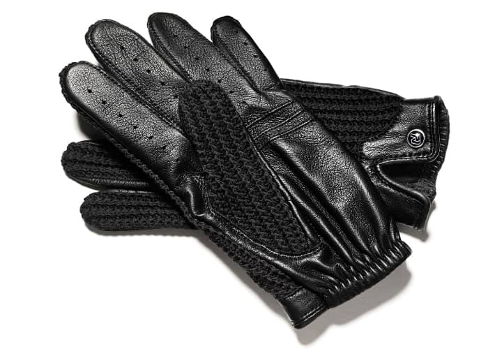 Autodromo Driving Gloves Black