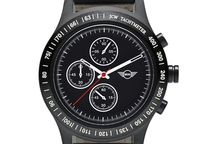 Mini Jcw Tachymeter Watch Pelicanpartscom