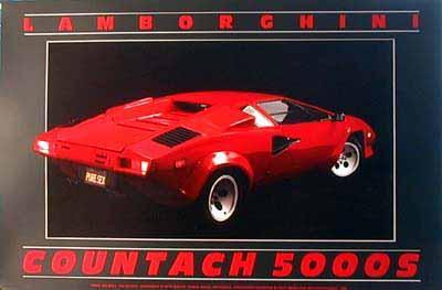 Lamborghini Countach 5000s Pelicanparts Com