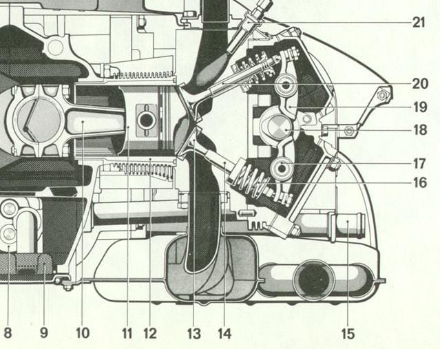 Porsche 911 Valve Adjustment Made Easy 196589 930 Turbo Rhpelicanparts: Porsche Car Engine Diagram At Elf-jo.com