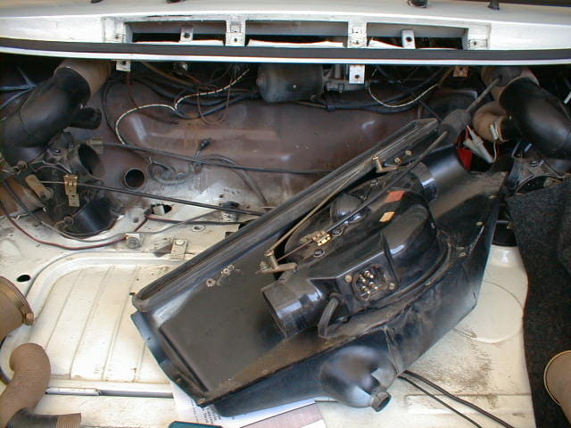 Porsche 911 914 Wiper Arm Reversal 1965 1989 Pelican